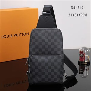 Сумка LOUIS VUITTON Avenue Sling Damier Graphite