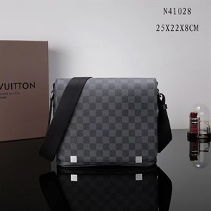 Сумка LOUIS VUITTON DISTRICT PM DAMIER GRAPHITE