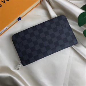портмоне LOUIS VUITTON Damier Graphite  Zippy Organizer