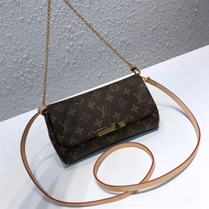 Сумка LOUIS VUITTON MONOGRAM CANVAS FAVORITE LUX