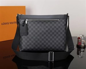 Сумка LOUIS VUITTON MICK DAMIER GRAPHITE LUX