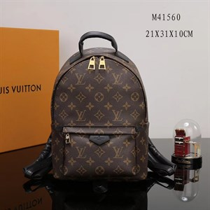 Рюкзак коричневый LOUIS VUITTON Monogram PALM SPRINGS