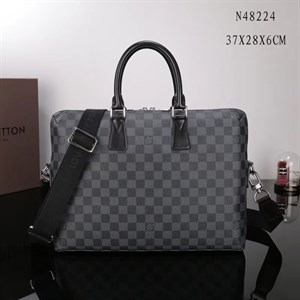 Портфель LOUIS VUITTON Porte Documents Jour Damier Graphite