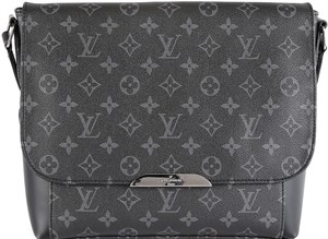 Сумка louse vuitton Monogram Eclipse Explorer PM
