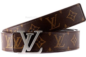Ремень LOUIS VUITTON MONOGRAM CANVAS