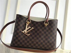 Сумка женская LOUIS VUITTON RIVERSIDE DAMIER EBENE