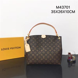 сумка Louis Vuitton Monogram Canvas Graceful PM Hobo Bag