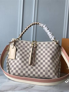 Сумка женская LOUIS VUITTON Beaubourg Hobo Damier Azur