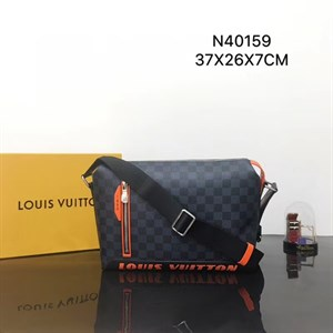 Сумка -портфель LOUIS VUITTON DISCOVERY Cobalt Race